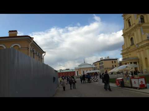 Петропавловский собор история и фотографии