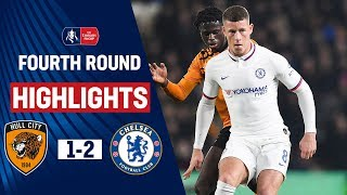 Chelsea Hold Off Spirited Hull to Advance | Hull City 1-2 Chelsea | Emirates FA Cup 19/20