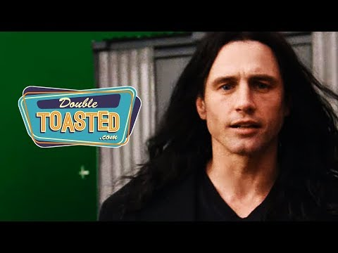 THE DISASTER ARTIST MOVIE REVIEW - Double Toasted