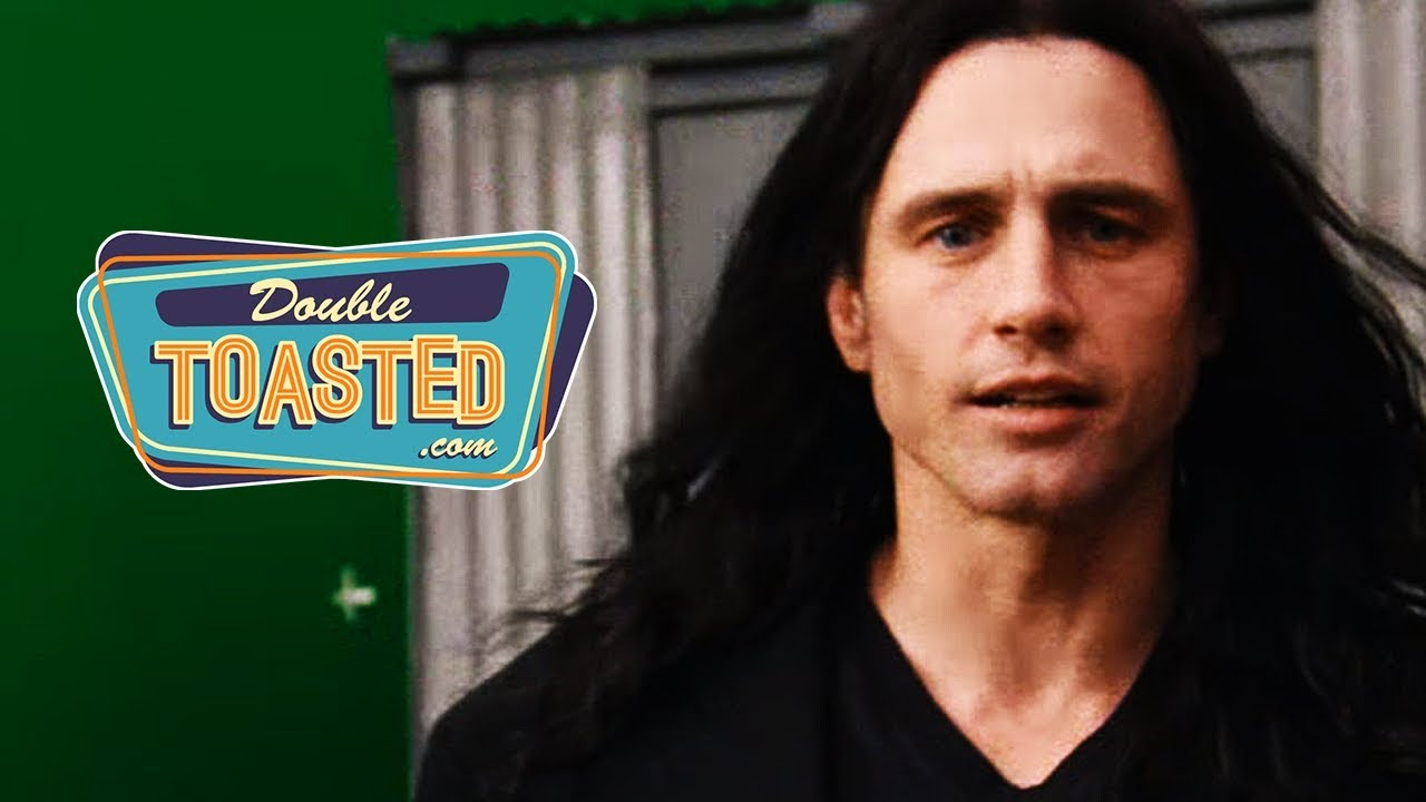 The Disaster Artist Movie Review Double Toasted Youtube
