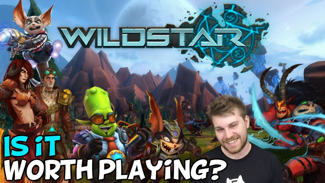 "Download Wildstar MMORPG ""Is It Still Worth Playing?"""
