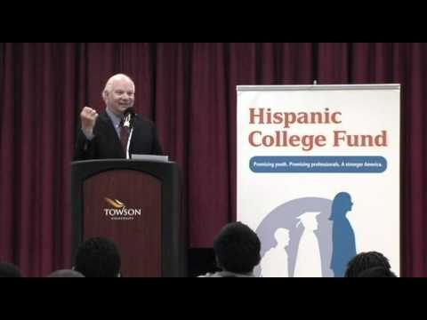 Senator Ben Cardin Speaks to Maryland HYI Students