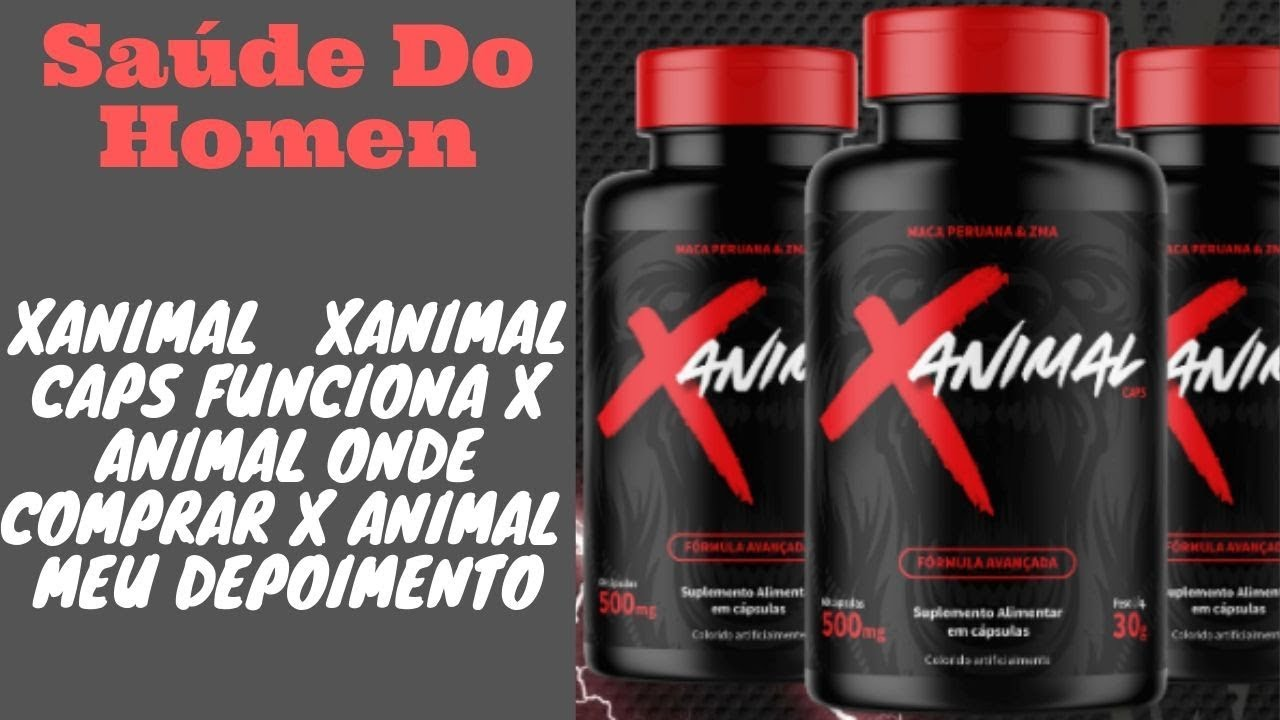 x animal para que serve