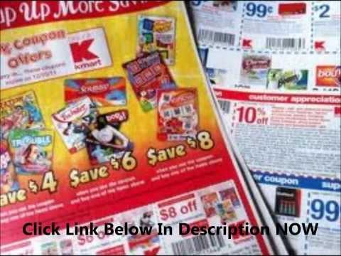 Kmart Coupons 2014 – Printable Coupon Codes