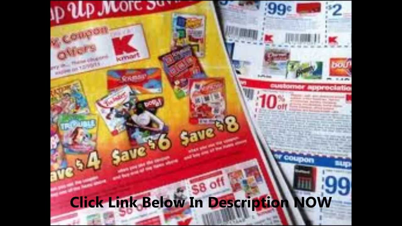 Kmart Coupons Kmart Coupons 2014 Printable Coupon Codes
