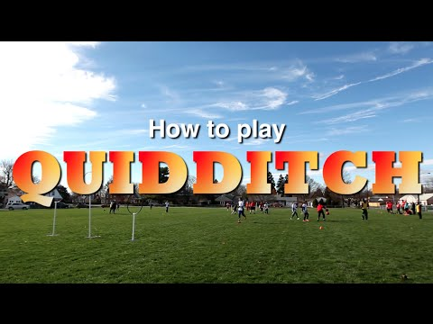 How to play Quidditch (for Muggles)