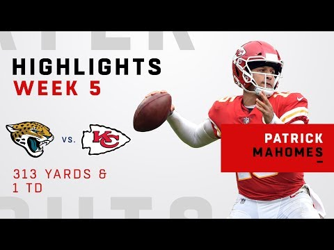 Patrick Mahomes Keeps KC Undefeated in 2018!