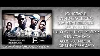 Soy Tu Amigo Remix - Cancion & Letra