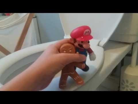 Now PopularMario gets flushed away