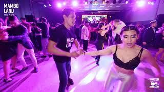 Alun wepa & Ashley Magana - social dancing @ Mamboland Milano YouTube Videos
