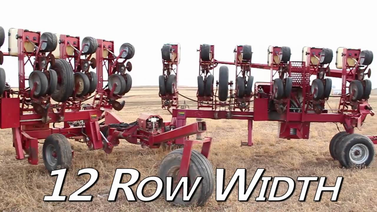 Case Ih 900 12x30 Row Markers Front Fold Planter For Sale Youtube