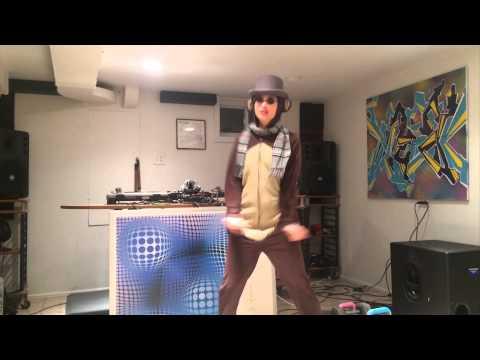 Jackson Pollock Music Video