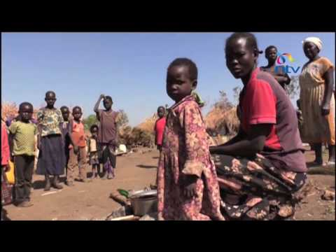 Uganda refugee burden: Country hosting over 800,000 refugees in its camps