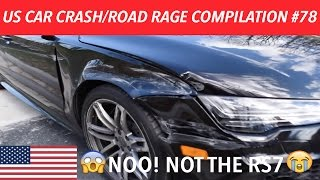 🇺🇸 [US ONLY] AMERICAN CAR CRASH/ROAD RAGE COMPILATION #78 [Easter Edition]