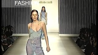 ROBERTO CAVALLI Spring 1999 Milan - Fashion Channel