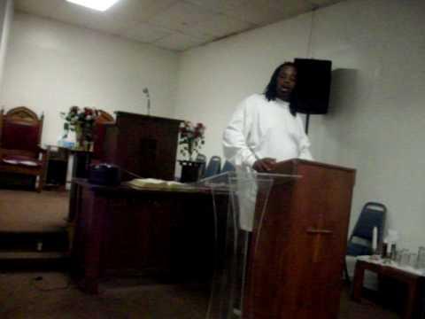 Deacon James Billingslea Of The C.O.O.L. Jesus Church clip 4 of 6