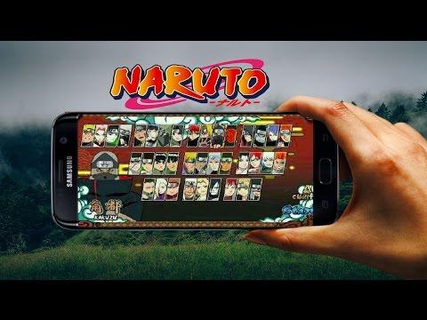 (New) Naruto senki 1.20 oficial download  !!!