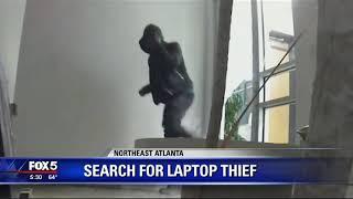 Atlanta serial laptop thief