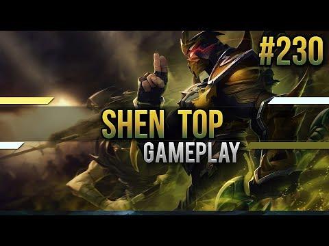 Shen (Top): Teamplayer IZZ DA #230 [Lets Play] [League of Legends] [German / Deutsch]