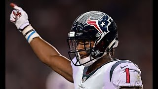 Houston Texans 2018 NFL Draft Class Player Highlights ||