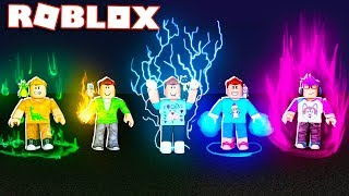 Roblox Adventures - BECOME A GOD WITH POWERS IN ROBLOX! (Ultimate Power)
