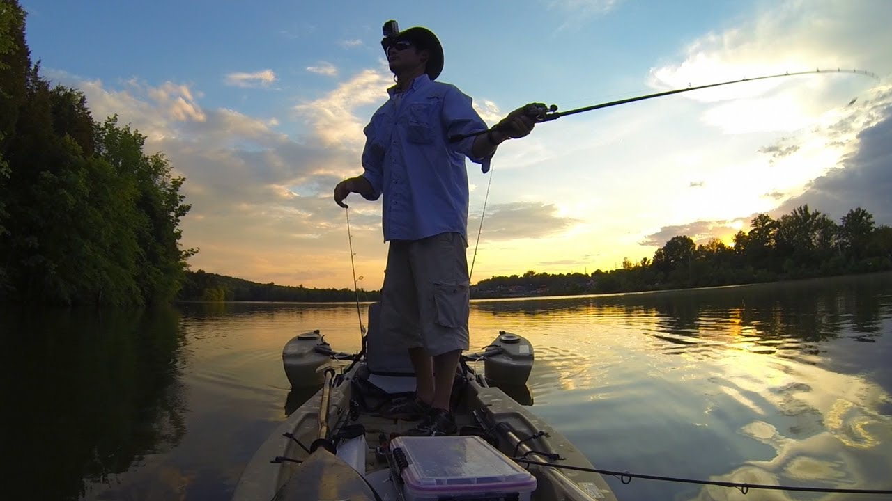 Gopro bass fishing youtube for Best gopro for fishing