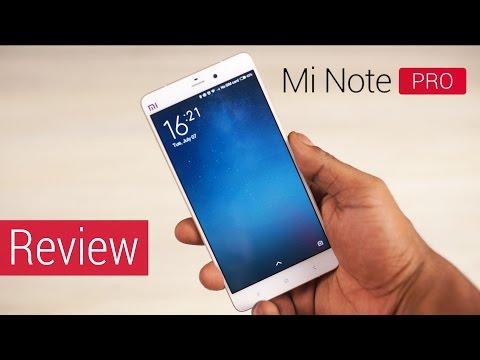 Mi Note Pro Review! (4K)