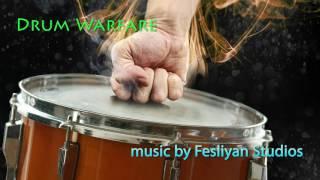 Drum Warfare - Super Epic Drums - Dark Dramatic soundtracks - BIG DRUMMING