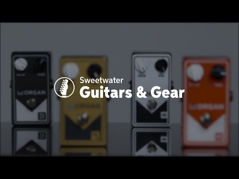 Morgan Amps Pedals Review by Sweetwater
