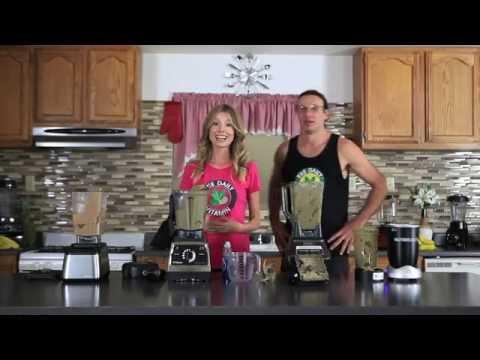 How to Clean your Blender - Blendtec vs Vitamix - Nutribullet vs Ninja Blender Models