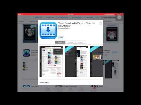 How To Save Video Into Your Gallery/photo Album On IOS 8 Or Above