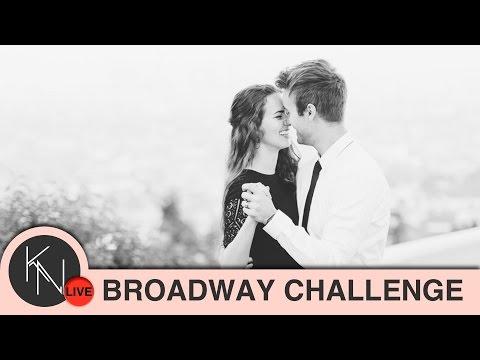 THE BROADWAY CHALLENGE
