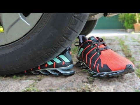O Adidas Springblade PRO aguenta um carro | The Vict Até o Limite #5
