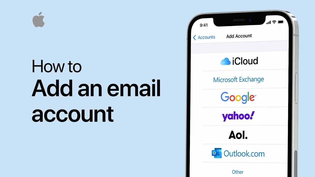 how to add email account to iphone how to add an email account in mail on your iphone or 8420