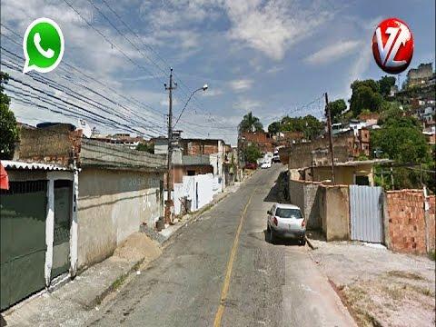 WhatsApp TV Voz - Tráfico no bairro Coqueiros