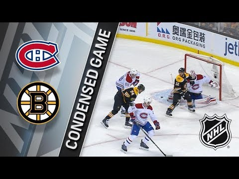 Montreal Canadiens vs Boston Bruins – Mar. 03, 2018 | Game Highlights | NHL 2017/18. Обзор