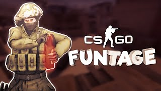 CS:GO Funtage - Frags, Lanky Knife, FREE SHAVOCADO, Body Flop \u0026 More (CS:GO Funny Moments)