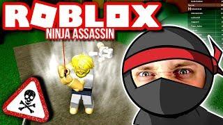 TRAINER AS a NINJA! ⚔:: Danish Ninja Assassin Roblox