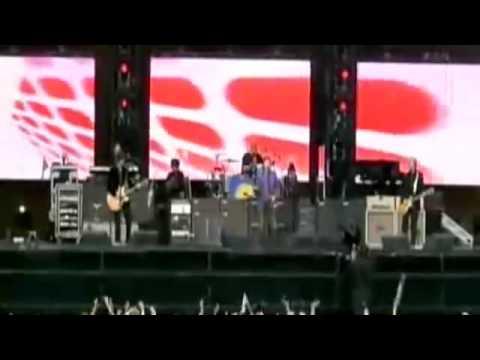 Paul McCartney - Flaming Pie (Live in St. Petersburg 2003)