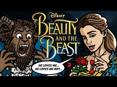 Beauty and the Beast Trailer Spoof - TOON SANDWICH