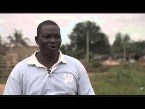 Solar Powered borehole Benin, Nigeria