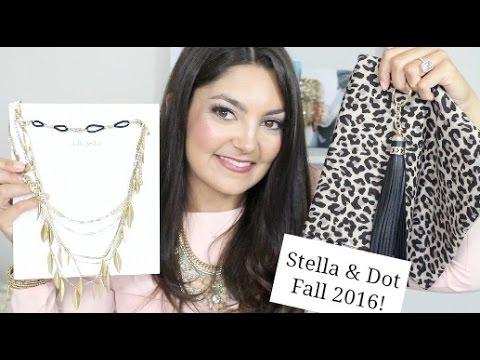 Stella & Dot Fall 2016!