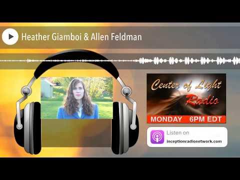 Heather Giamboi & Allen Feldman   Ancient Alien Spiritual Elders Secrets