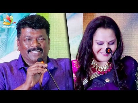 Jayaprada attracted me more than Rajini - Kamal : Parthiban Funny Speech | Keni Movie Audio Launch