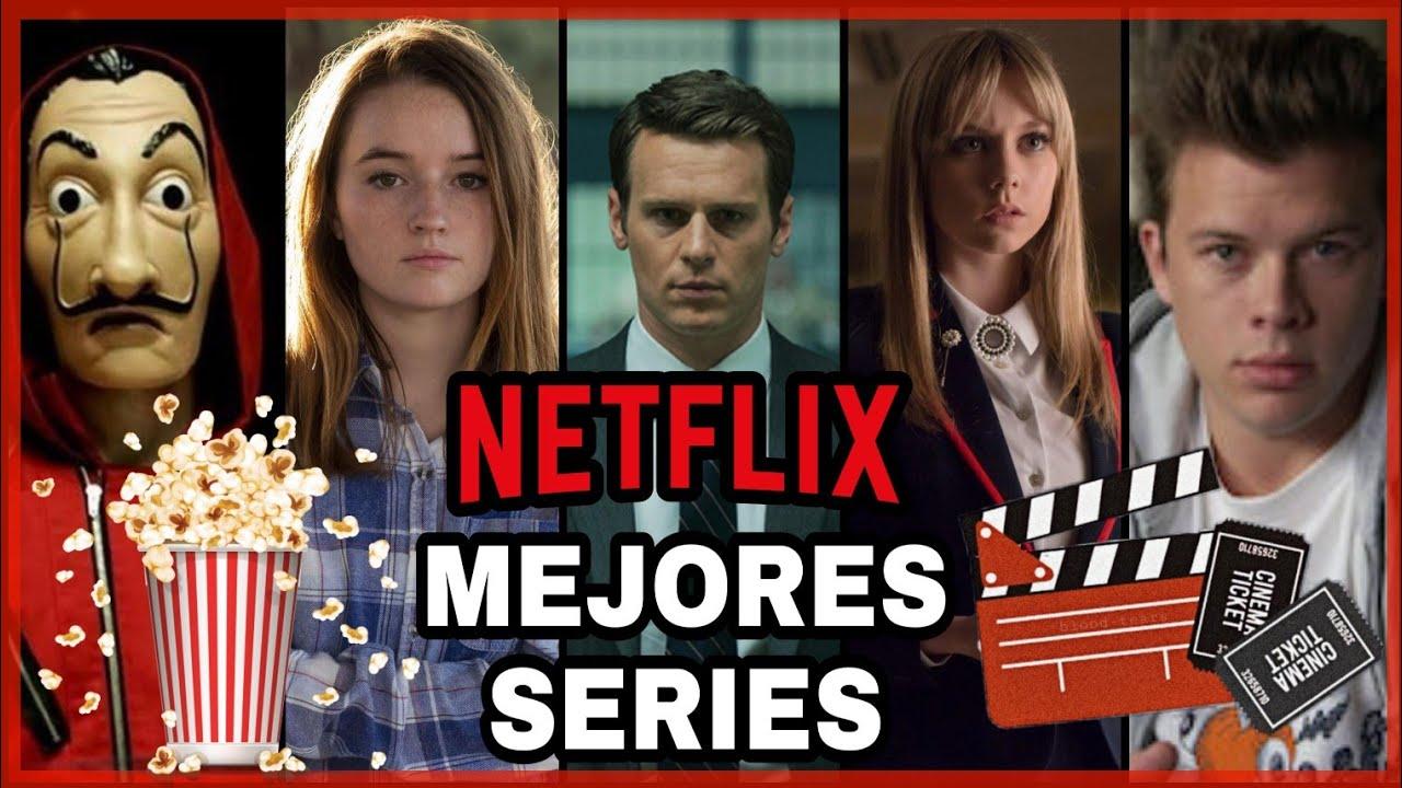 10 MEJORES series NETFLIX | Las series mejor valoradas por la crítica.