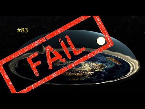 Flat Earth Data - TRIPLE BUSTED! thumbnail