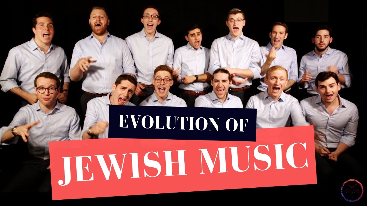 Y-Studs - Evolution of Jewish Music