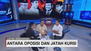 Gerindra Minta Jokowi Tak Menggoda untuk Ajak Koalisi#LayarDemokrasi