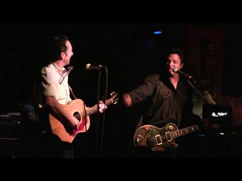 Ike Reilly & Johnny Hickman  BECAUSE THE ANGELS @ Camp In #4