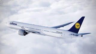 THE NEW LUFTHANSA 777X BUSINESS CLASS